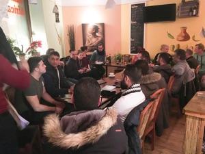 Planungsworkshop für 2018 und nächster interkultureller Treff