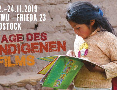 Termin der indigenen Filmtage 2019