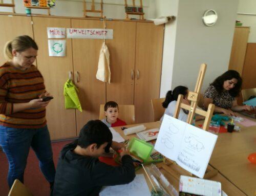 Jugendmedienprojekt MÜLL UND UMWELTSCHUTZ