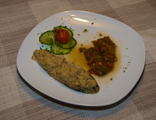 Gefillte Fisch: Eine jüdische Spezialität